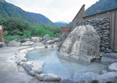 10ヵ所の温泉施設